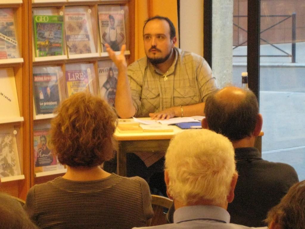 David Escarpit