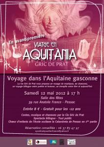 Viatge en Aquitania