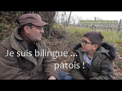 projection du film «Je suis bilingue…patois» à Bordeaux / Bordèu